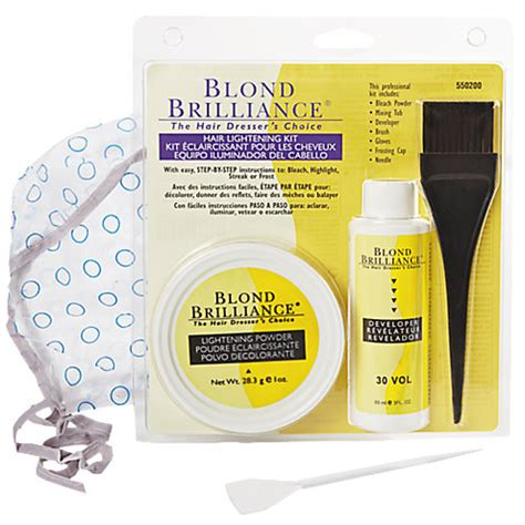 Blonde Brilliance Highlighting Instructions | sites sa site