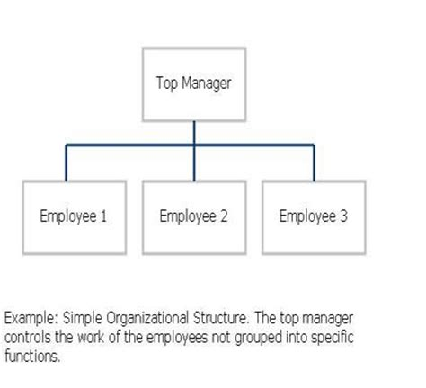 simple organization chart template 10 best images of simple small company organizational