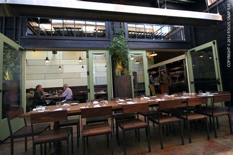 Central Kitchen San Francisco Ca chef mcnaughton defines the new california cuisine focus snap eat