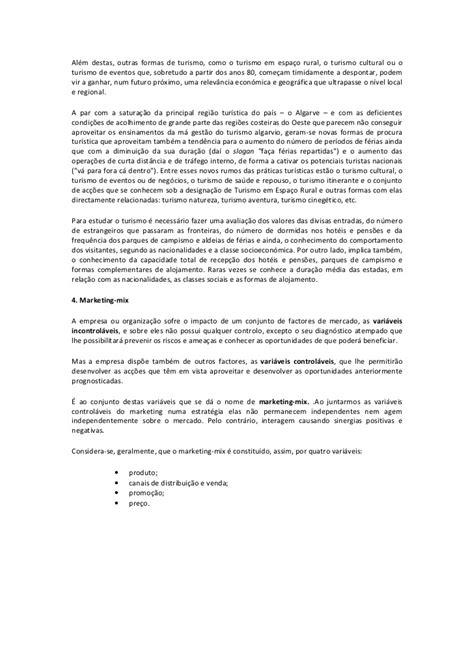 Módulo 9 -Marketing do Turismo