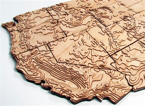 3d topographical map of oregon 54 40 maps of geography accessories better living