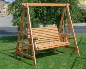 Small size of wooden garden swing seats for adults garden swing seats