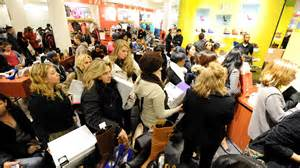 Thanksgiving Shopping Why Black Friday Has Dark Roots The Two Way Npr