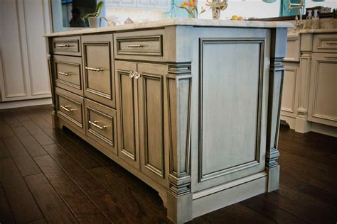 Handmade Kitchen Island - custom kitchen islands deductour