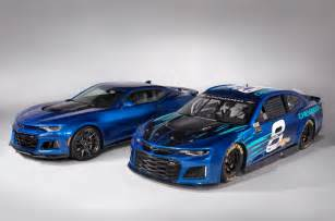 2018 chevrolet camaro zl1 nascar cup racer revealed gm