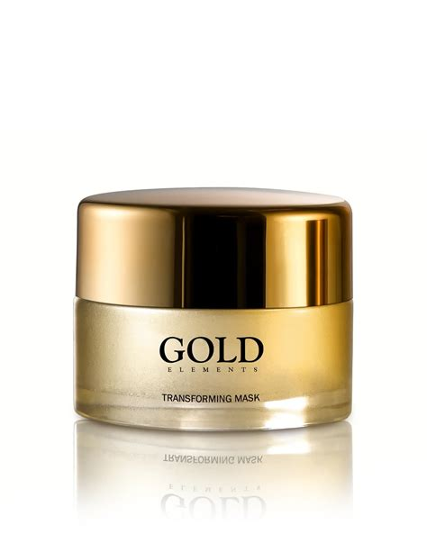 Gold Skin Detox by Gold Elements Age Treatment Transforming Mask Premier