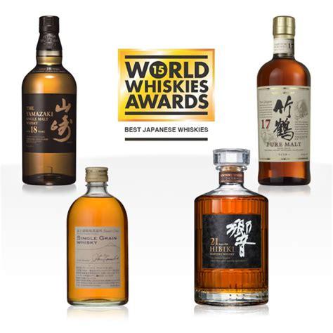best whiskey nomination and awards the best whiskies japanese whisky
