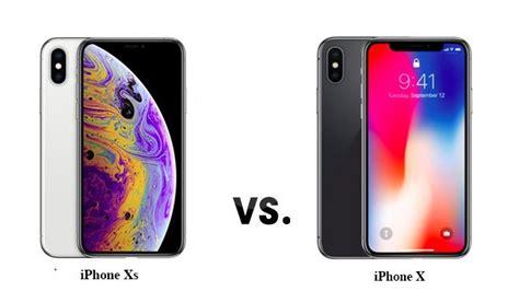 iphone xs ve iphone x karşılaştırması log