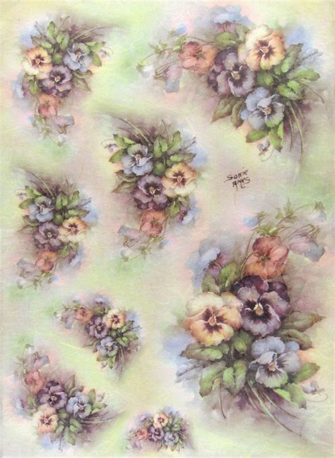 Retro Decoupage Paper - 17 best ideas about decoupage paper on