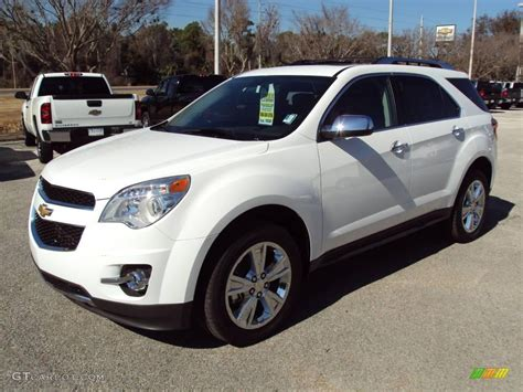 chevrolet equinox white 2010 summit white chevrolet equinox ltz 24999563