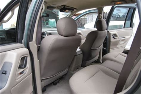 2005 Jeep Grand Seat Covers Jeep Grand 2005 2010 Iggee S Leather Custom Fit