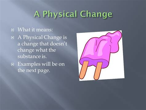 change of the physical and chemical varieties ppt video