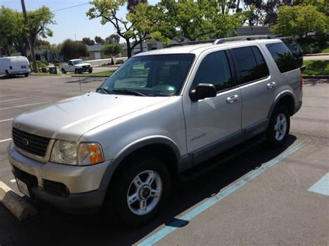how does cars work 2002 ford explorer sport trac regenerative braking purchase used 2002 ford explorer xlt sport utility 4 door 4 0l in san diego california united