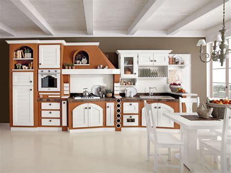 cucine in muratura usate cucine effetto muratura vera o finta cose di casa