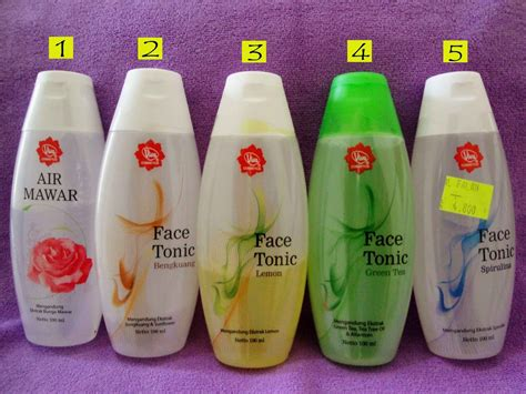 Toner Air Mawar Siti Land The Toners Viva Tonic