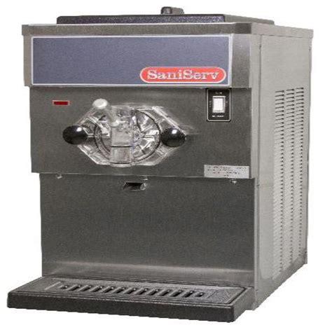 Countertop Machine by Saniserv 608 Countertop Medium Volume 20 Qt Shake