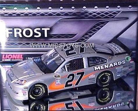 2006 Paul Menard Stock Car 4 Die Cast 1 43 Scale Model Menards Nascar 2012 paul menard 27 nibco menards platinum nascar