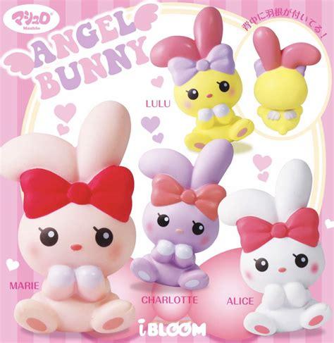 Squishy Ibloom Foxy Foox ibloom bunny squishies kawaii licensed