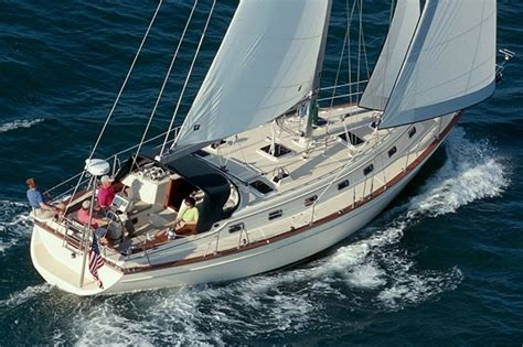 sailboats cruising 5 top affordable bluewater cruising sailboats www
