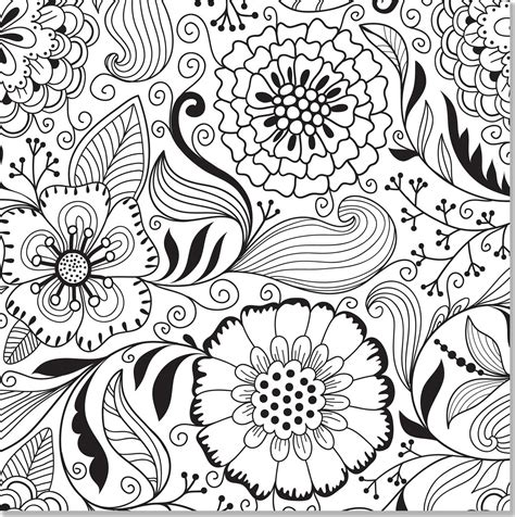 detailed coloring pages for adults online free coloring pages for adults printable detailed image 1