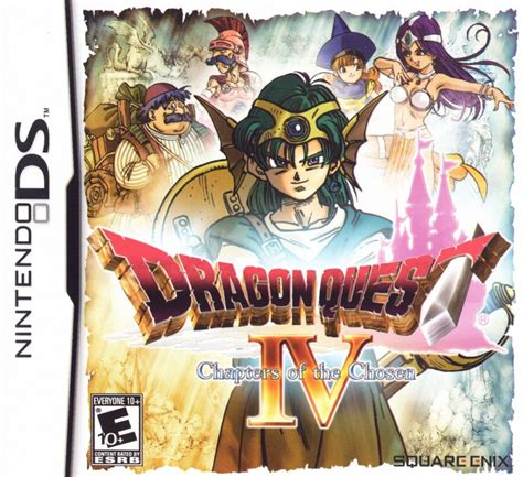 dragon quest iv chapters of the chosen faq walkthrough dragon quest iv chapters of the chosen 2007 nintendo ds