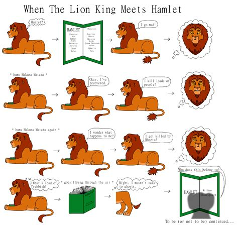 themes in hamlet and lion king when the lion king meets hamlet 171 lionobsession s album