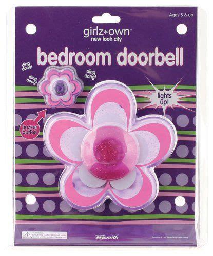 kids bedroom doorbell daisy flower girls bedroom kids indoor doorbell toysmith