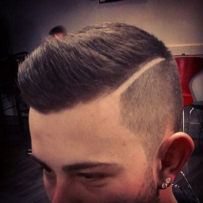 shaved parting haircut shaved part ill hana haircuts pinterest haircuts