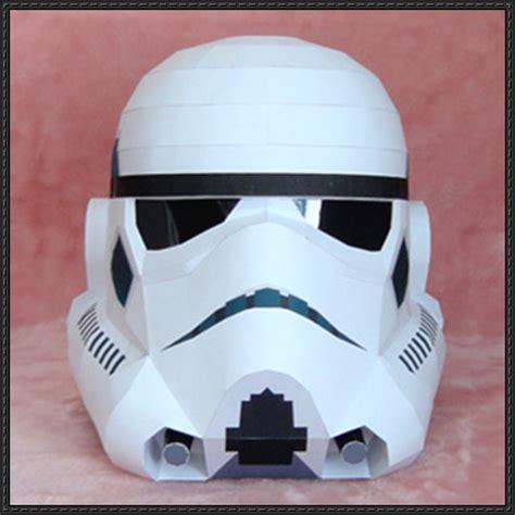 Papercraft Stormtrooper - papercraft helmet stormtrooper images