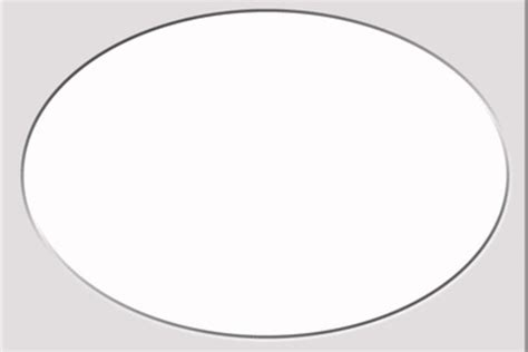 template for oval shape best photos of oval templates or patterns oval shape