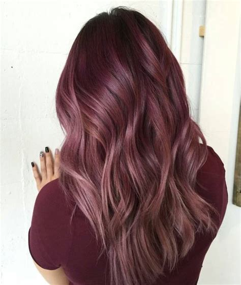 maroon hair color 30 maroon hair color ideas for sultry reddish brown styles