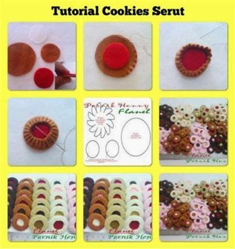 tutorial kerajinan tangan simple tutorial cookies serut cara membuat kerajinan tangan