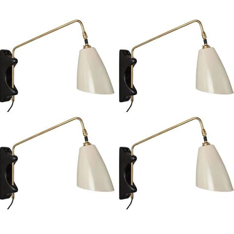 brass swing arm l brass swing arm sconce swings modern wall and lights