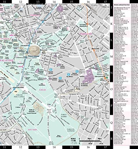 streetwise rome map laminated city center map of rome italy michelin streetwise maps books save 18 streetwise rome map laminated city center