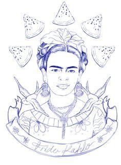 dibujos para colorear de frida kahlo imagui nancy frida kahlo frida y colorear dibujos para colorear de frida kahlo imagui nancy frida kahlo frida y colorear