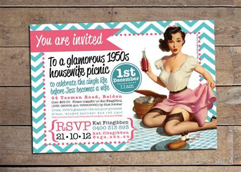 1950 Wedding Invitation Wording by 1950 Invitations Buscar Con Grease