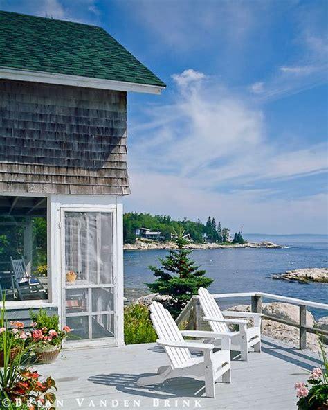 seaside cottage coastal maine style coastal living