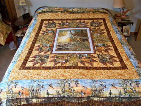 Deer Country Quilts by Judy S Quilts Ramblin S Deer Quilt