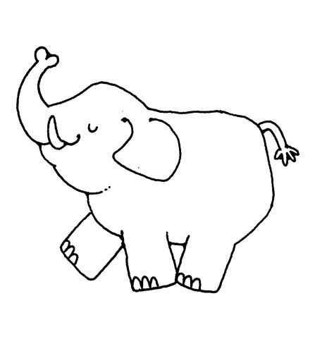 free printable elephant art elephant printable pictures clipart best