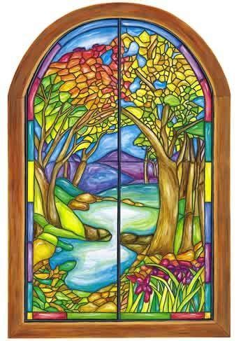 How To Make Stained Glass With Wax Paper - how to make crayon stained glass windows crayons