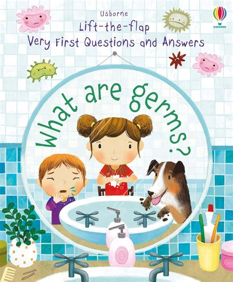 What Are Germs what are germs at usborne children s books