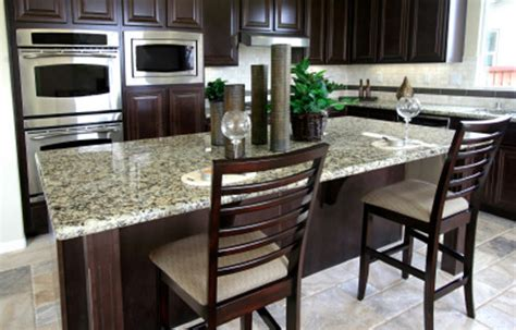 Premade Island Countertops Custom Kitchen And Restroom Countertops Estrada