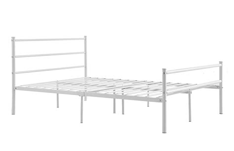 Simple White Bed Frame by These 12 Bed Frames 400 Will You Resting Easy