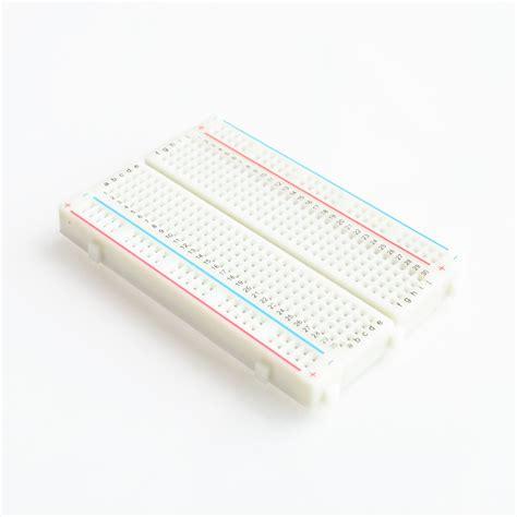 Breadboard Like Mb102 400 Lubang Project Arduino Raspberry Jumper 400 tie point interlocking solderless breadboard breadboard 1155