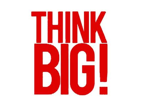 Think Big by Think Big Redx
