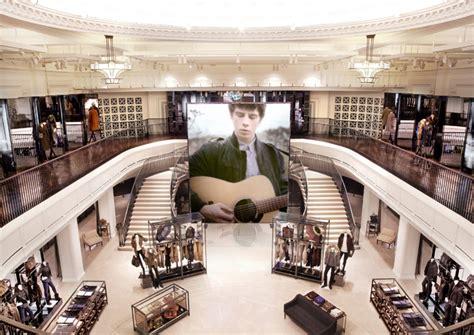 design magazine shop london burberry 187 retail design blog