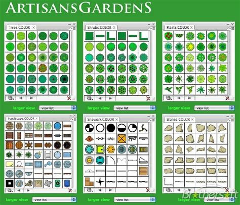 pattern landscape photoshop free download download free artisans landscape design symbols color