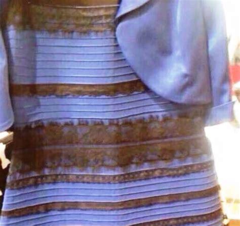 imagenes del vestido blanco y dorado o negro y azul debate en la web sobre cambiantes colores de vestido la