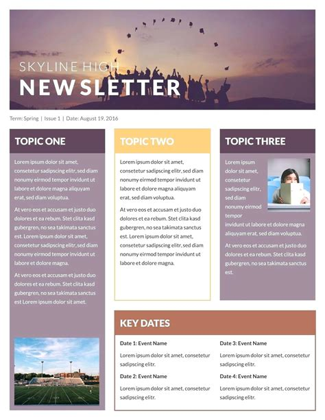 templates for google docs newsletter google docs flyer template images template design ideas