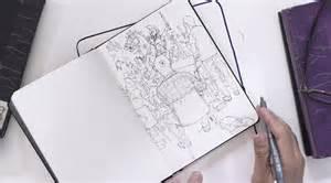 sketchbook jung gi sketchbook ep 4 featuring jung gi